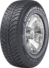 Ultra Grip Sup Sup Ice Wrt Suv Cuv Winter Tyres Goodyear Tires Goodyear