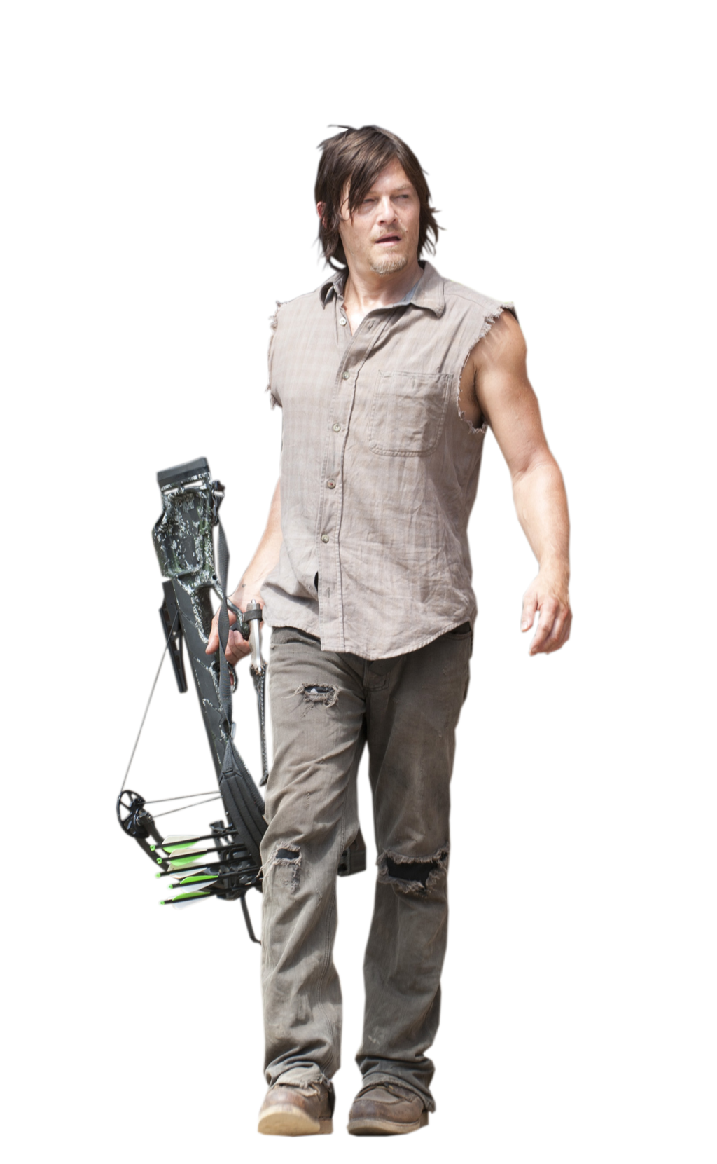 Daryl Render The Walking Dead By Twdmeuvicio On Deviantart The Walking Dead Daryl Dixon Walking Dead Daryl