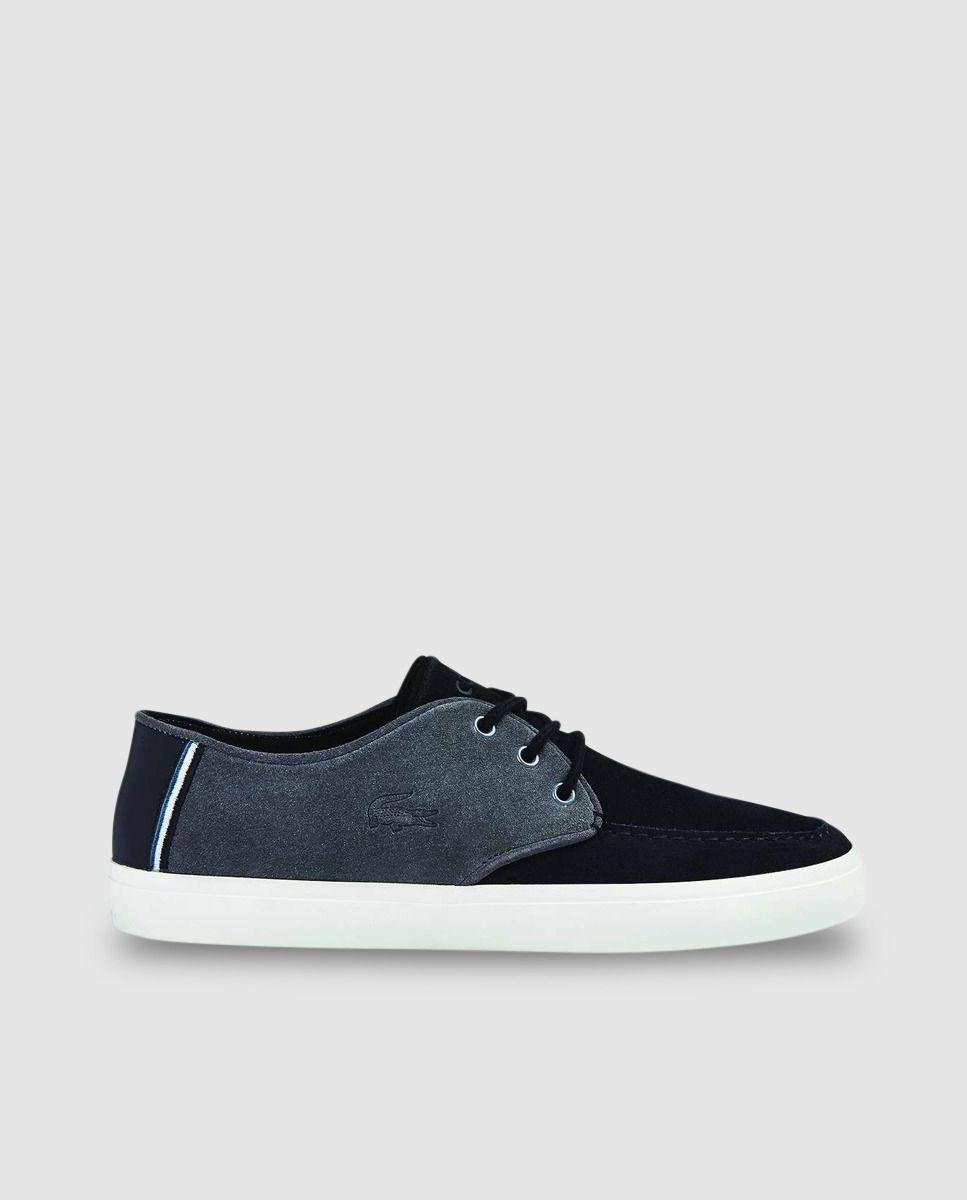 Zapatos azul marino con cordones Lacoste infantiles GGX/ Mujer-Tacón Cono-Tacones / Puntiagudos-Tacones-Oficina y Trabajo / Casual-Cuero Patentado-Negro / Rosa / Blanco n9mK4od