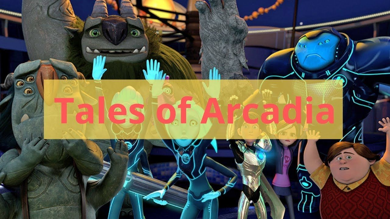 Tales of Arcadia Wizards