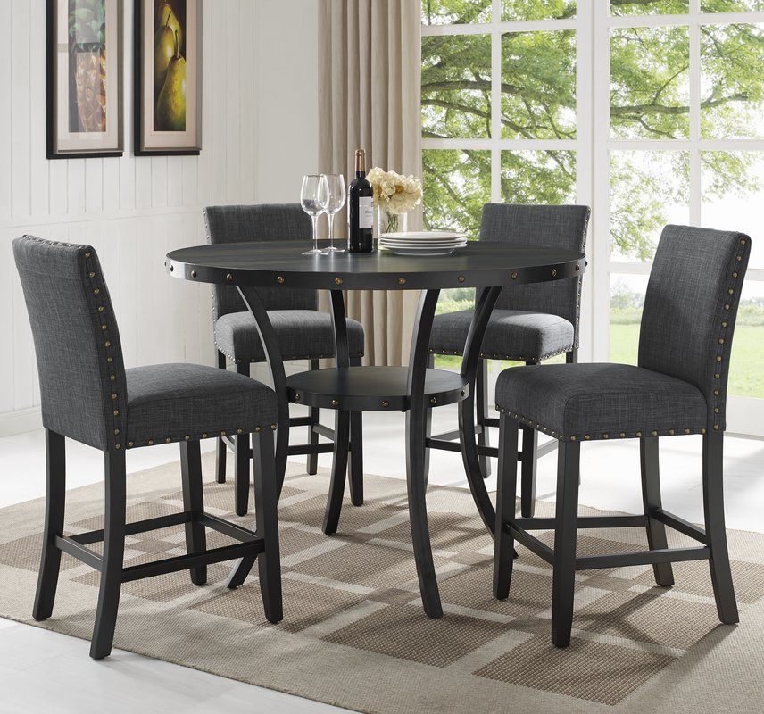 Amy Bar Stool Counter Height Dining Table Set Counter Height Dining Table Counter Height Dining Sets