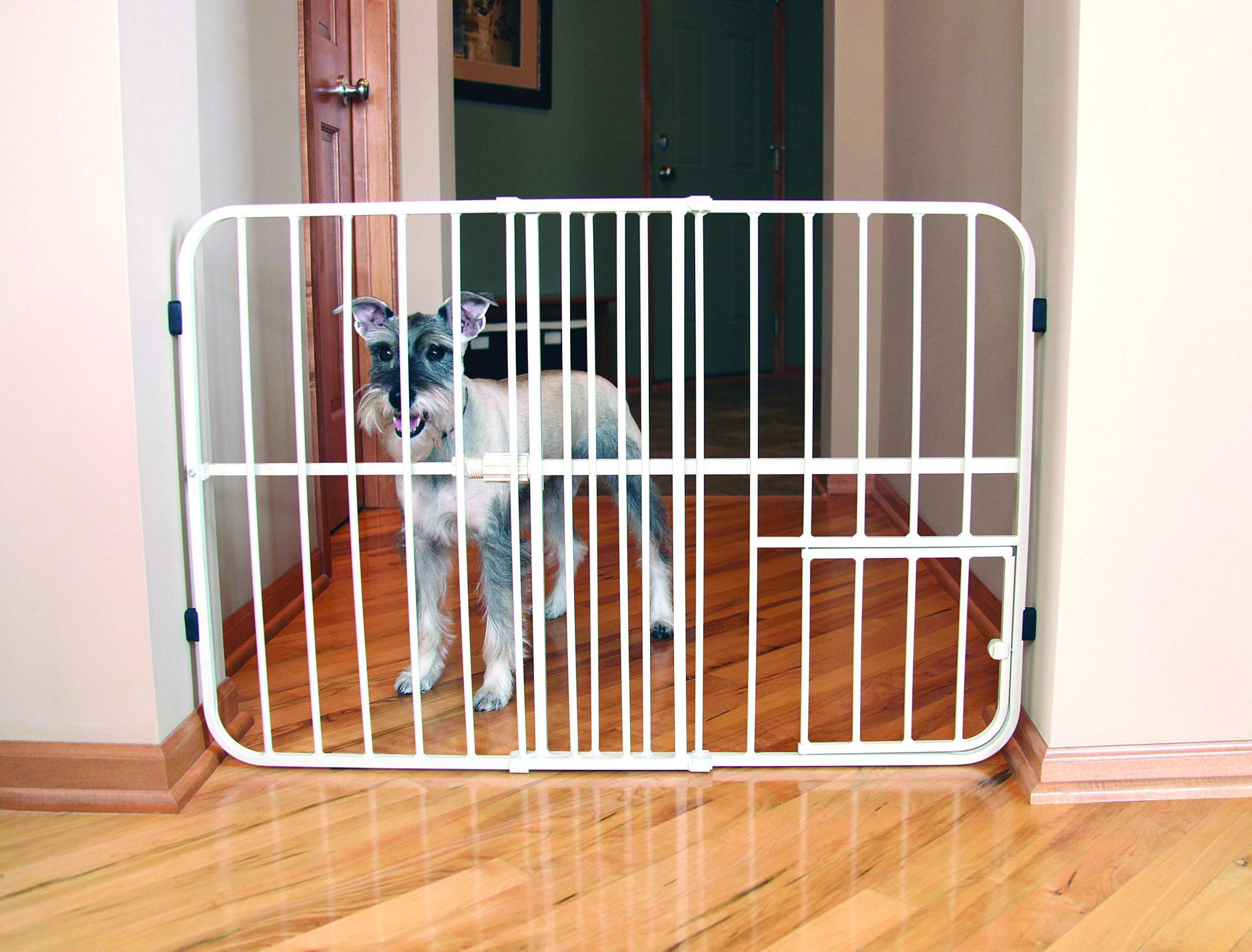 Tuffy Expandable Pet Gate With Door Products