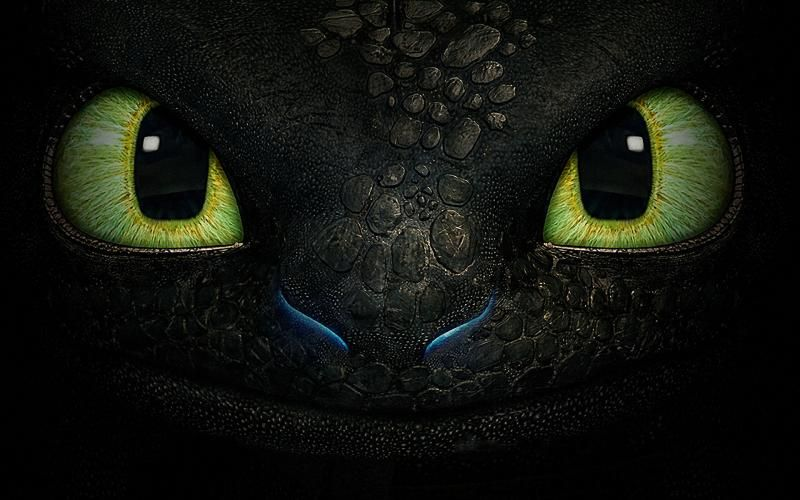 Fond Décran How To Train Your Dragon Toothless How To