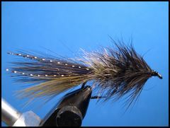 Soft Hackle Bi-Bugger for more than just trout www.warmwaterflytyer.com