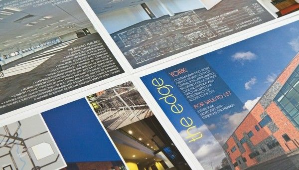 Commercial Property Brochure Design & Print by Impression DP