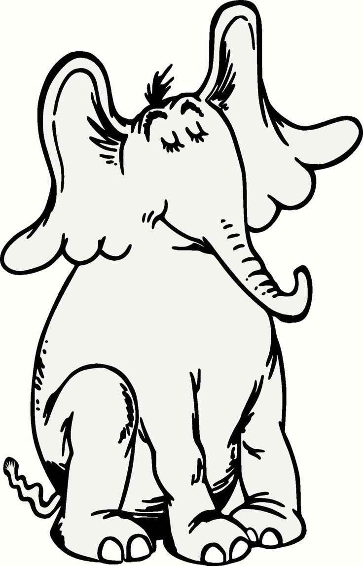 Coloring pages for doctors day - Find This Pin And More On Read Across America Dr Seuss Day Horton Hears A Who Coloring Pages