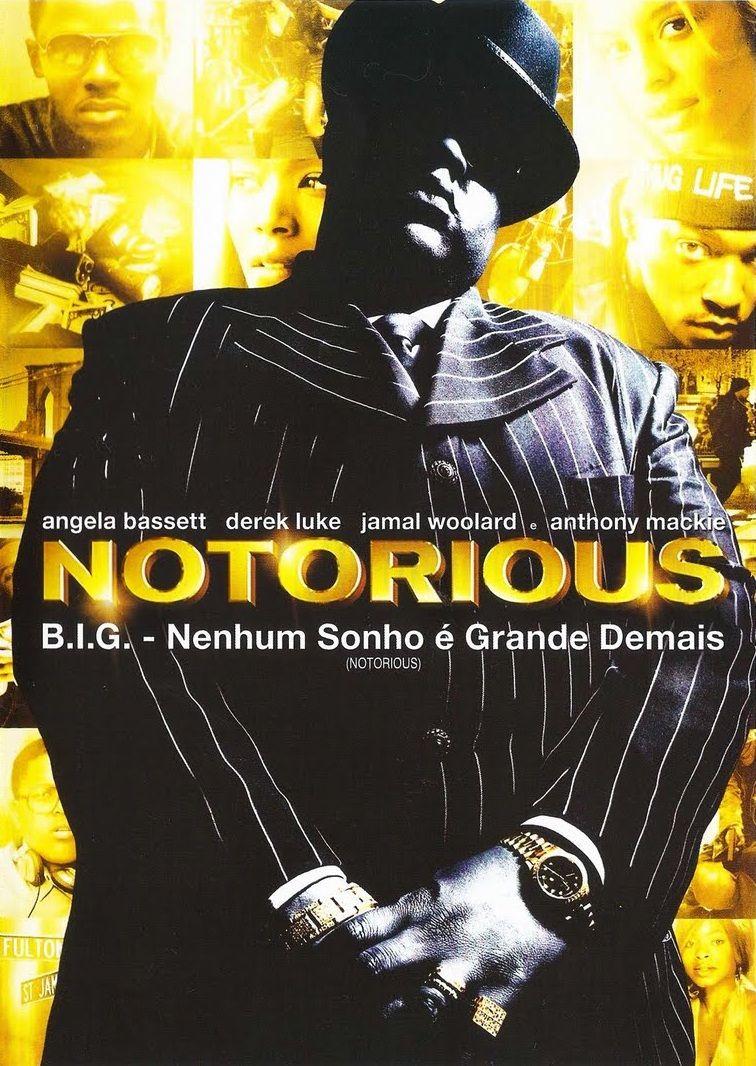 Notorious B I G Nenhum Sonho E Grande Demais Filmes E Series Online Filmes Sonhos