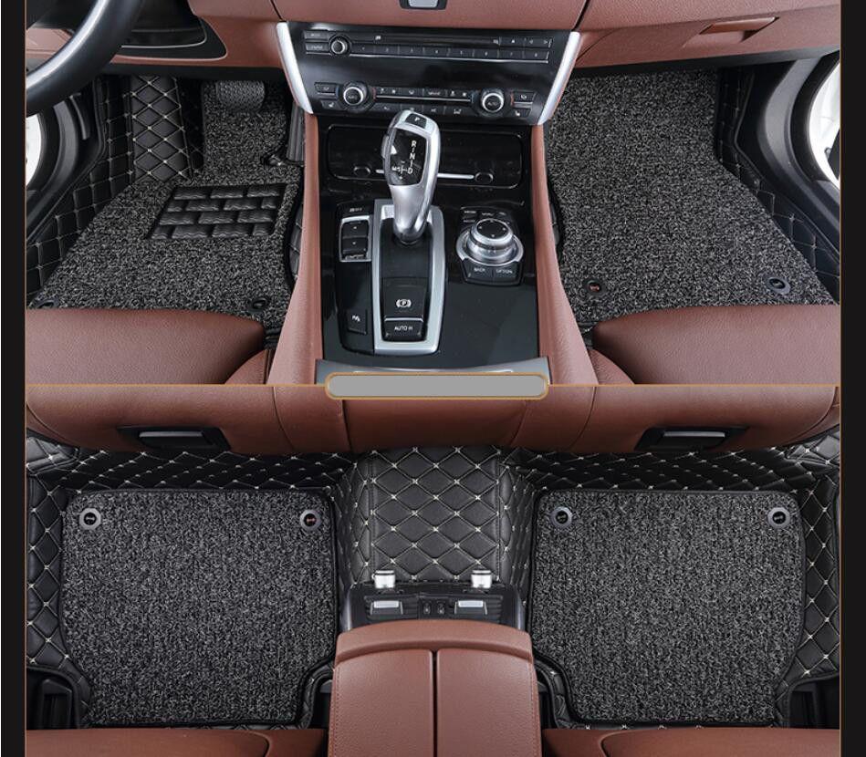 Floor mats honda civic 2017 - Auto Floor Mats For Bmw E84 X1 Sdrive Xdrive 2010 2017 Foot Carpets Step Mat