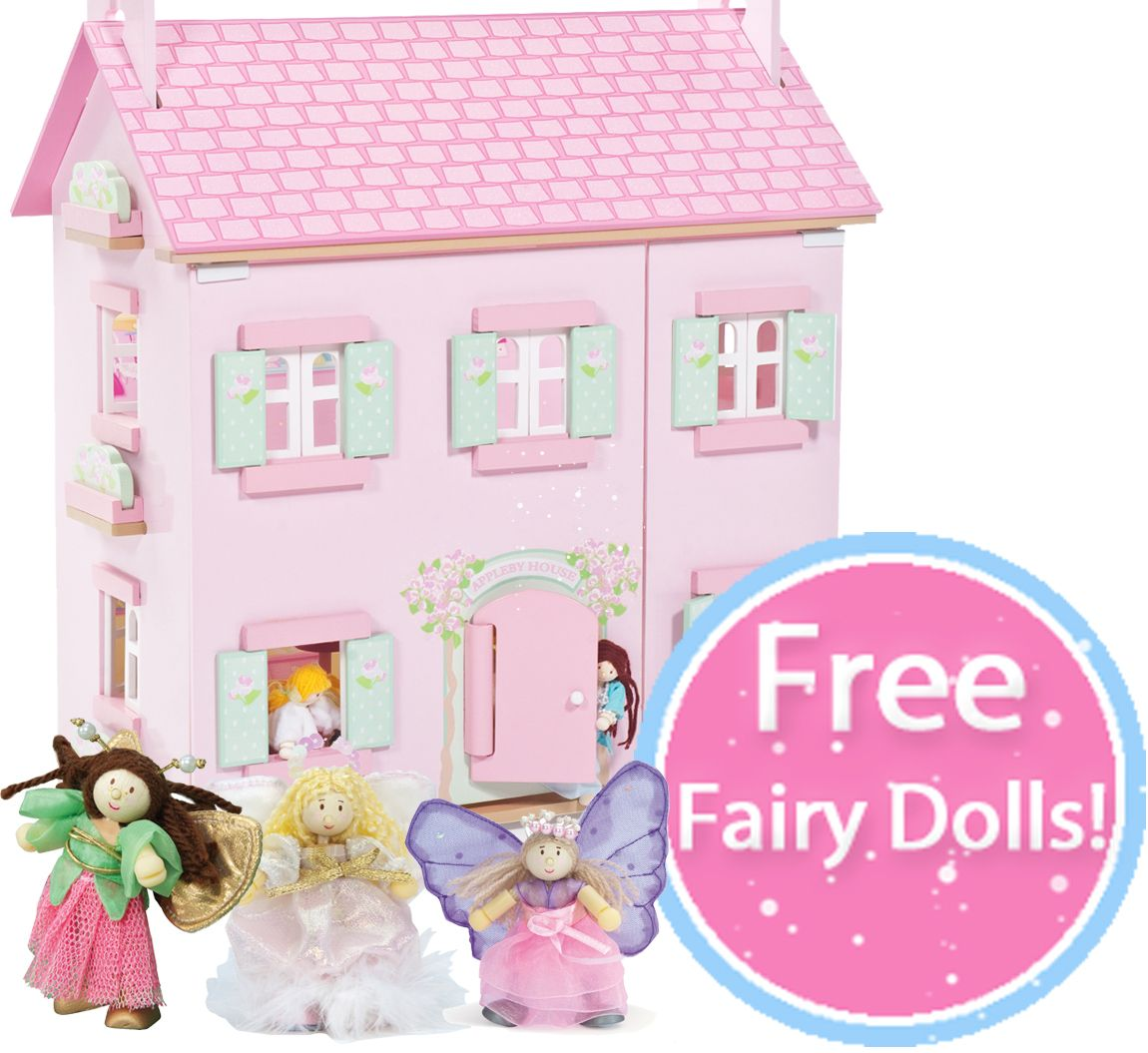 le toy van appleby house | appleby dolls house | expert in