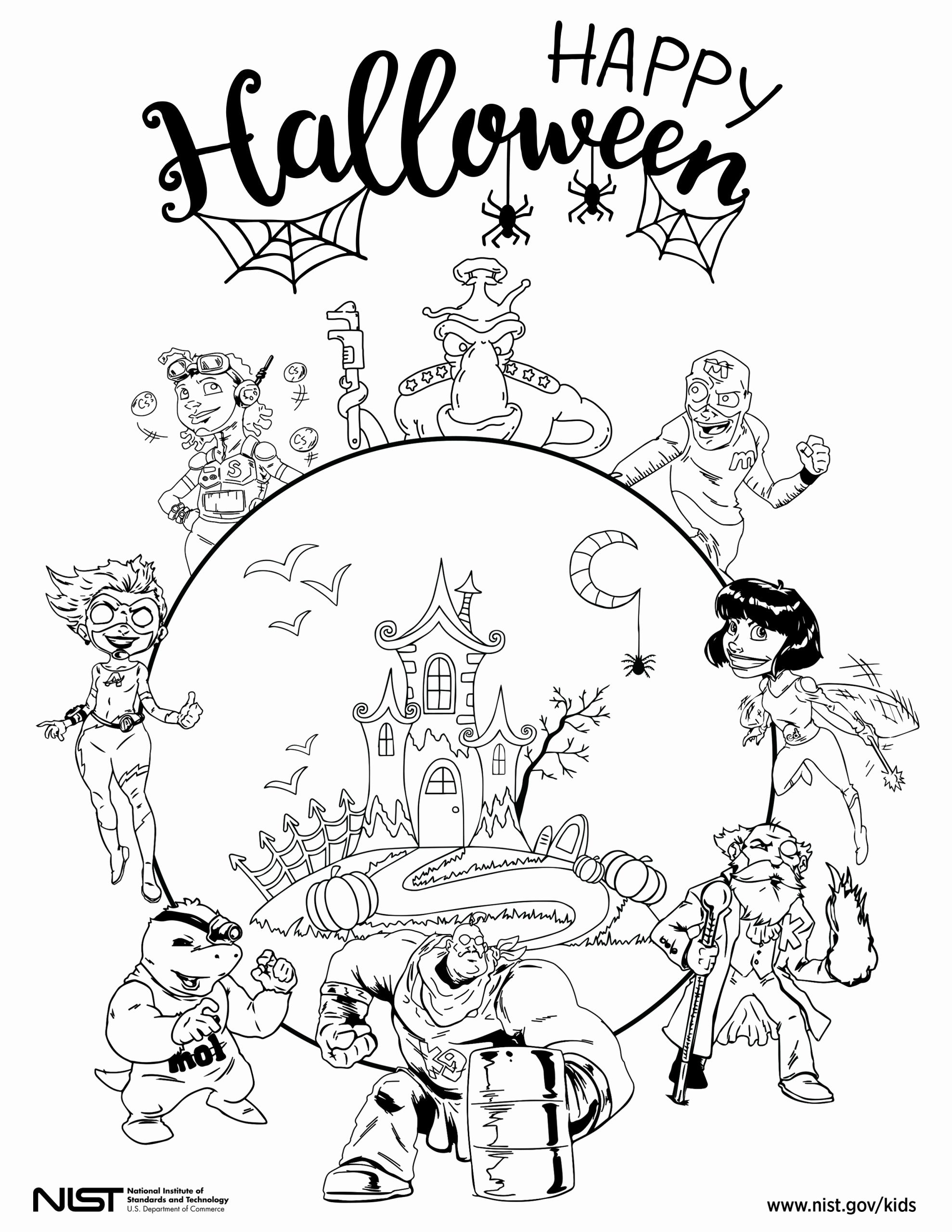 Superhero Halloween Coloring Pages For Kids Superhero Coloring Pages Halloween Coloring Sheets Halloween Coloring Pages