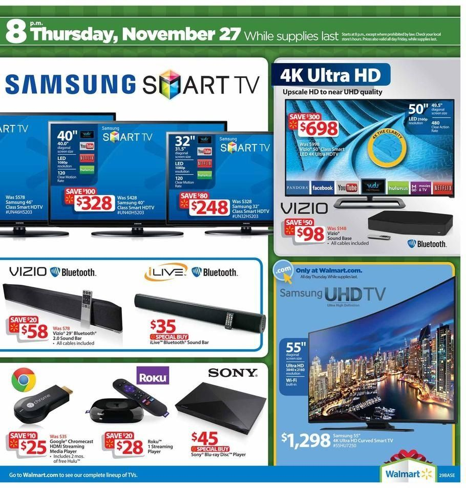 Walmart Black Friday Ad Scans And Deals Computer Crafters Walmart Black Friday Ad Black Friday Ads Black Friday