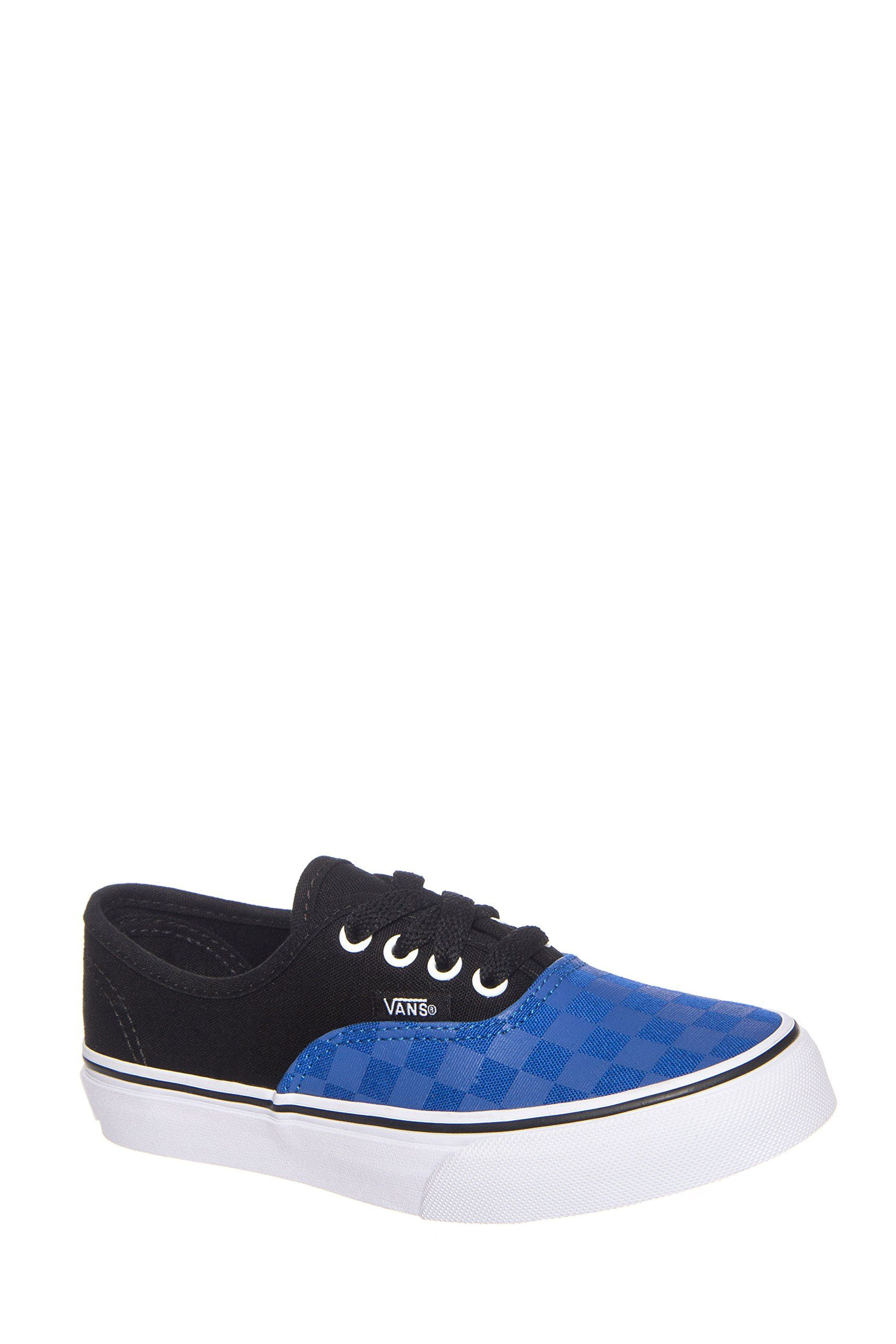 Skate shoes kingston - Vans Kids Tonal Checker Authentic Boys Skateboarding Shoes Vn 018rgxl_13 5 Olympian