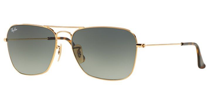 Ray Ban Caravan Sunglasses RB3136 181