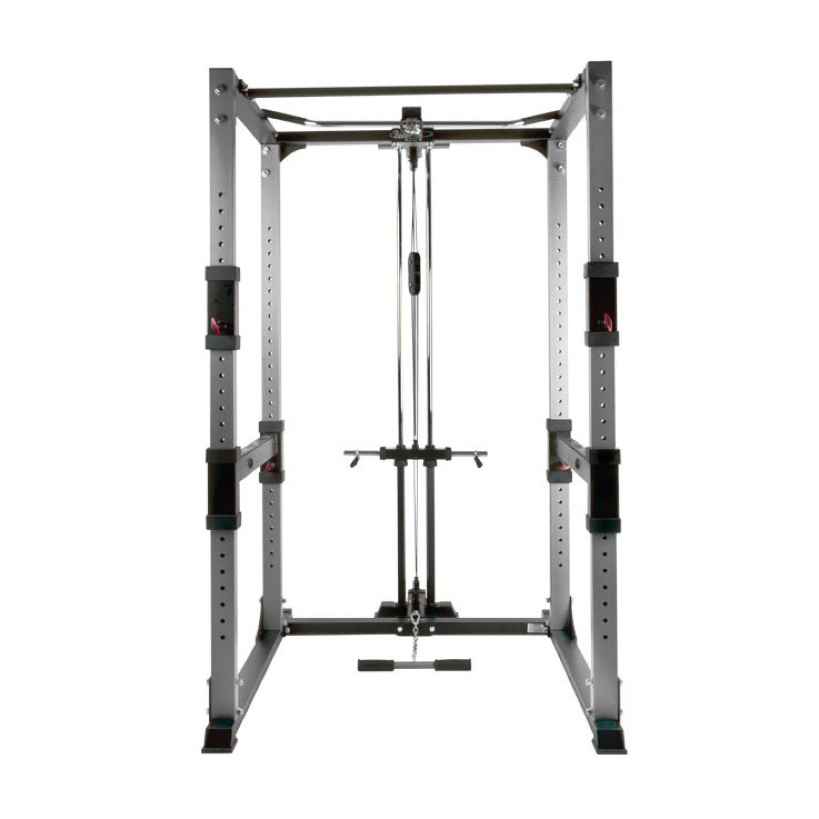Bodycraft F430 Rack System Incl Lat Pulldown Low Pulley And Dip Bars Racks Strength At House Fitness