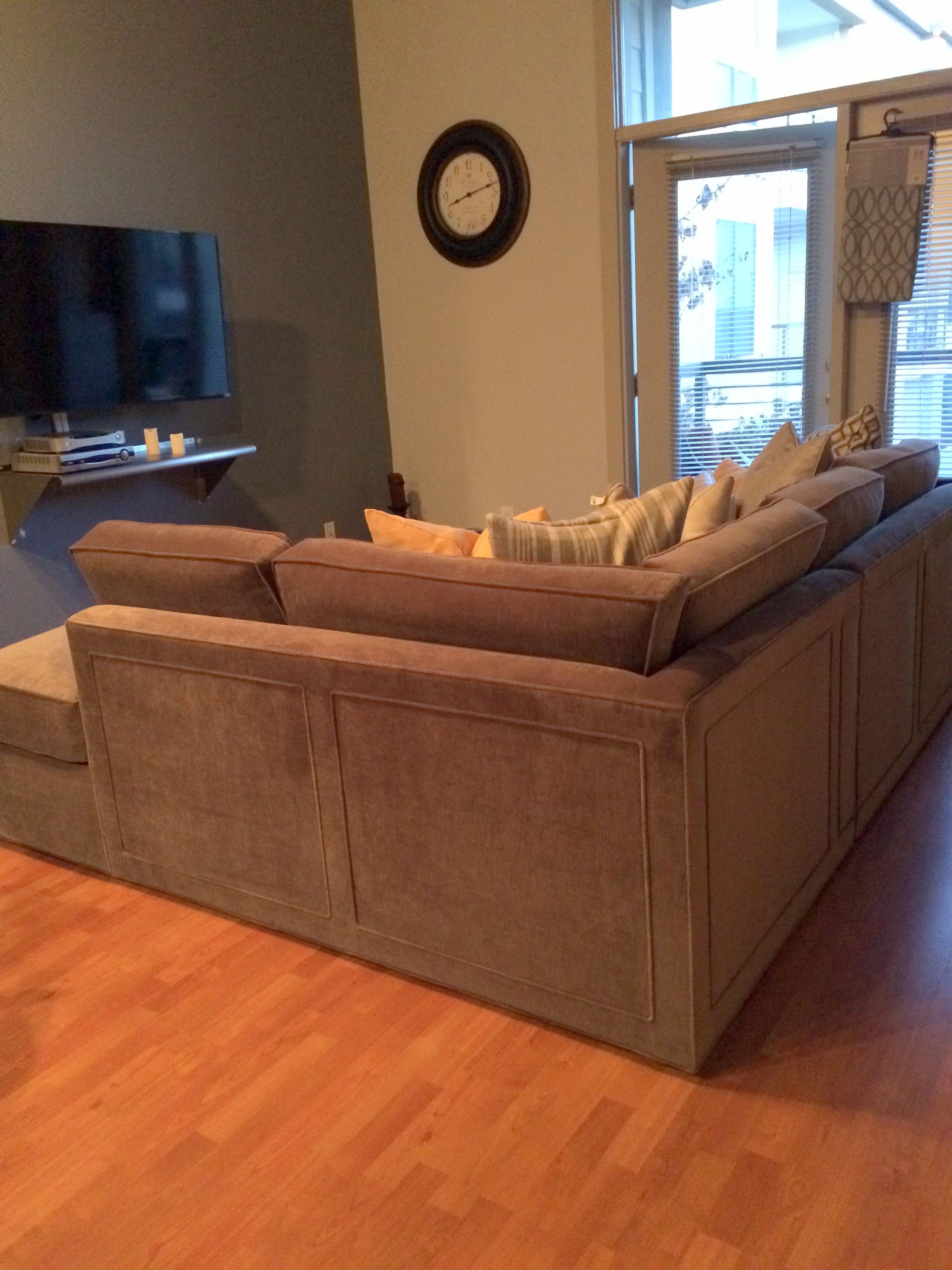 Custom Sofa Or Sectional Leather Fabric Ships Nationwide. Monarch Sofas