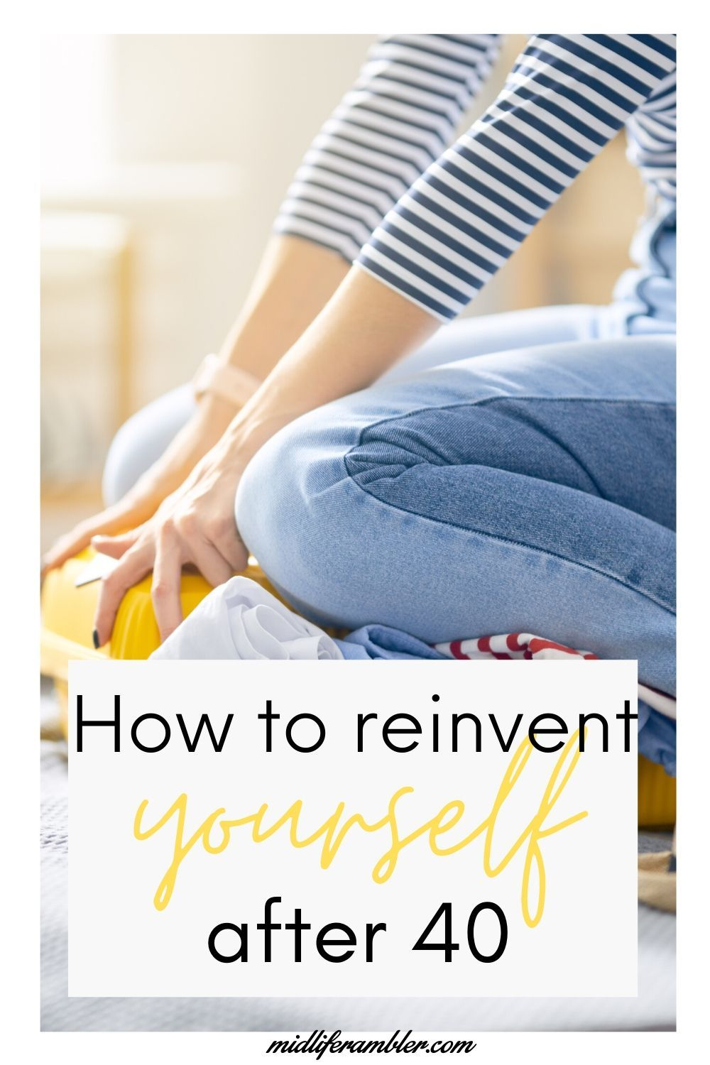 Here's What You Need to Know about How to Reinvent
