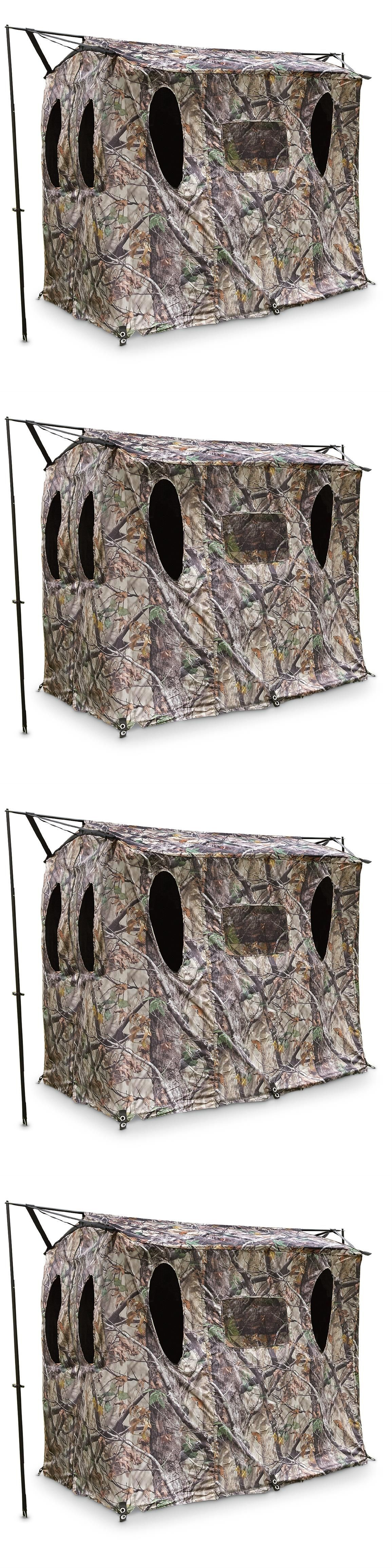 ground blinds amazon x dp canada large club blind the primos gray swat hunting