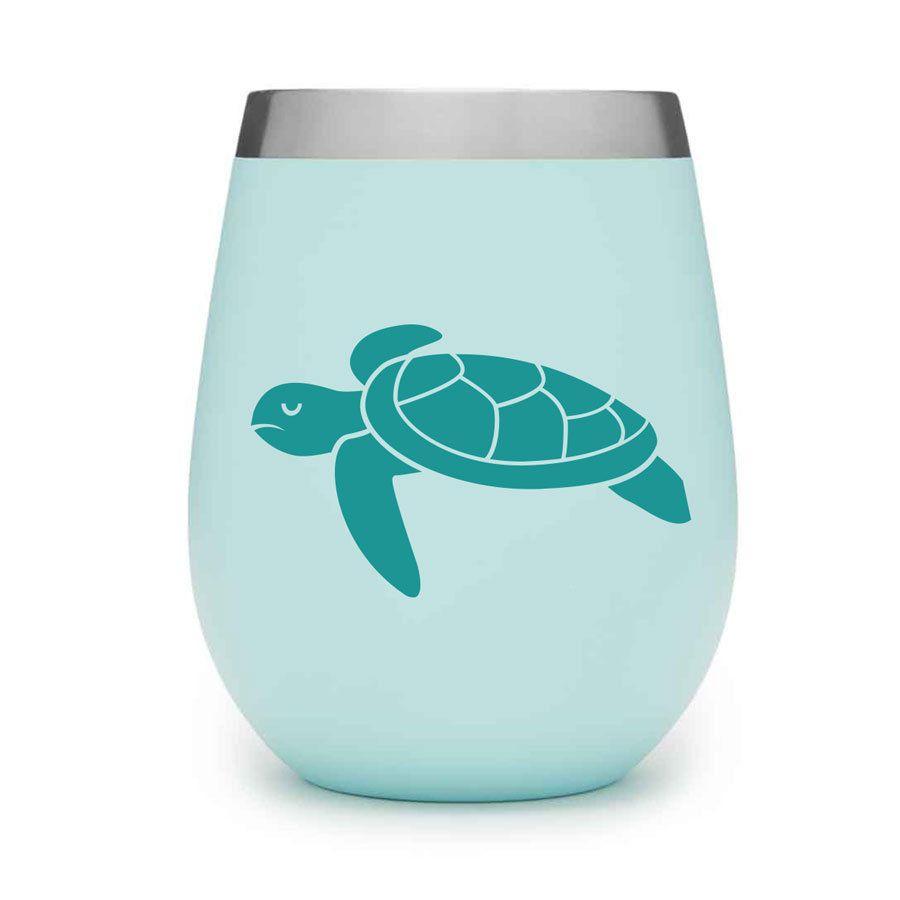 Sea Turtle Decal Glitter Sea Turtle Decal Turtle Sticker Vinyl Decal Car Decal Yeti Decal Swig Decal Vinyl Sea Turtle Decal Wine Glass Friendship Gifts [ 900 x 900 Pixel ]
