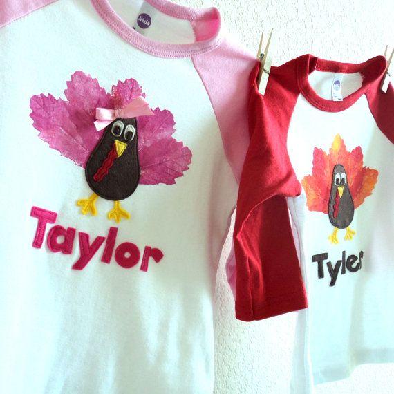 Cute Thanksgiving Shirts Sibling Shirts Holidays With