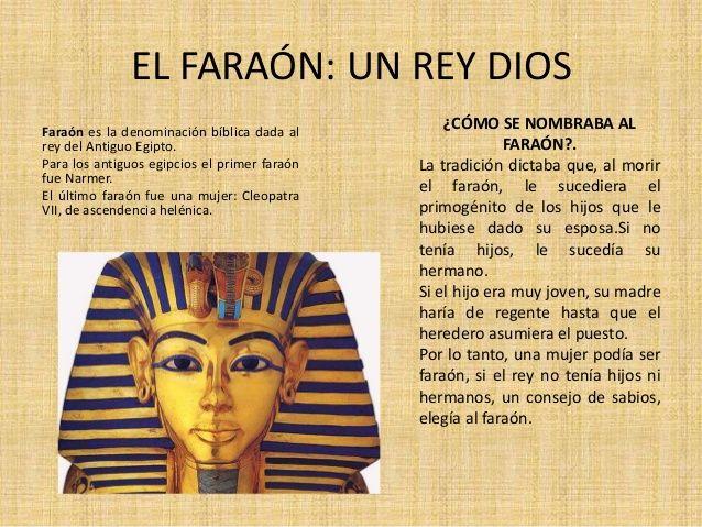 Presentacin Egipto Sonido 4 638 Jpg 638 479 Egipto Antiguo Egipcio Faraon