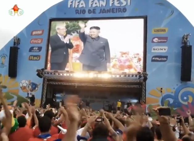 HOAX tjedna: Mediji u Sjeveroj Koreji gledateljima govore da je njihova momčad u finalu SP-a