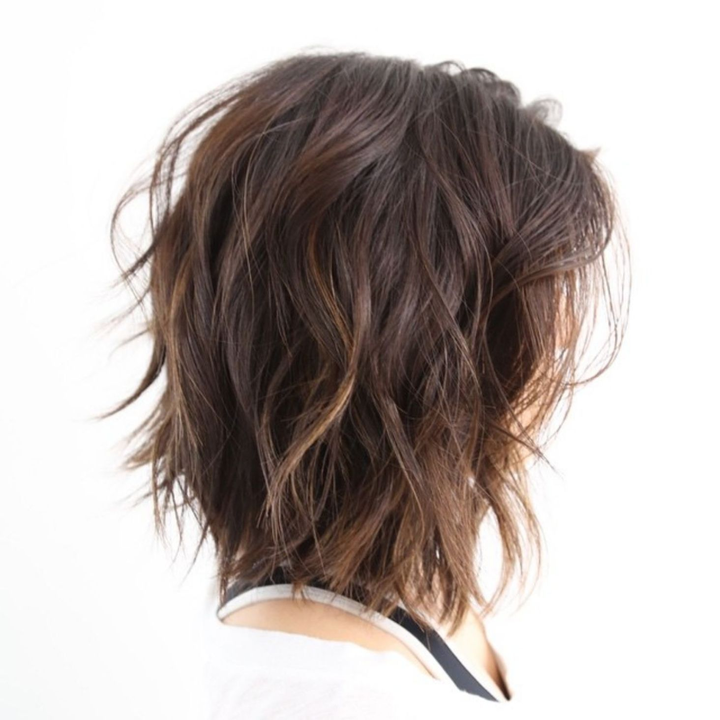 50 Best Variations of a Medium Shag Haircut for Your Distinctive ...