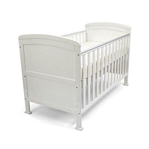 Baby COT Bed//COT BEDS//White Baby COT with Drawer//Junior Bed Without Mattress