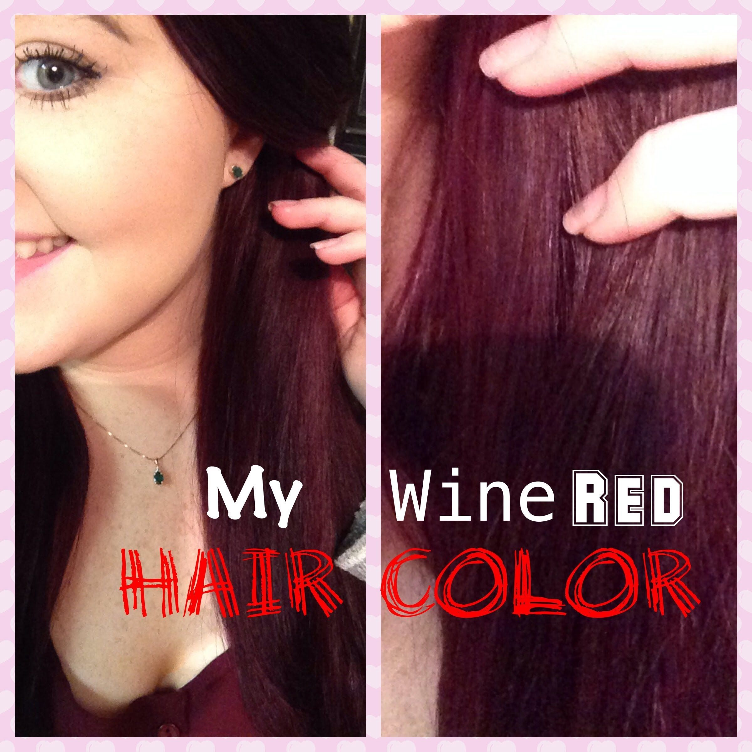 Related image | junk | Pinterest | Burgundy red hair, Red hair and ...