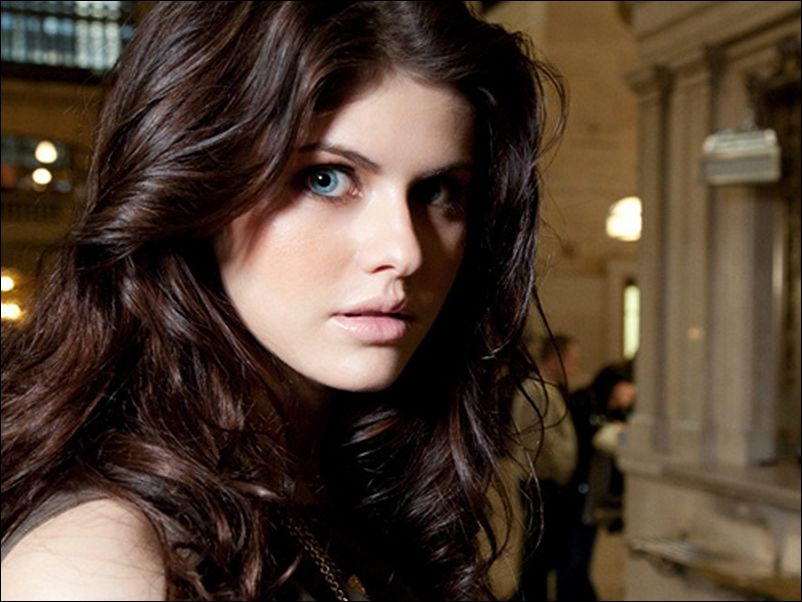 Rich Espresso Hair Color And Light Eyes Dark Hair Ideas
