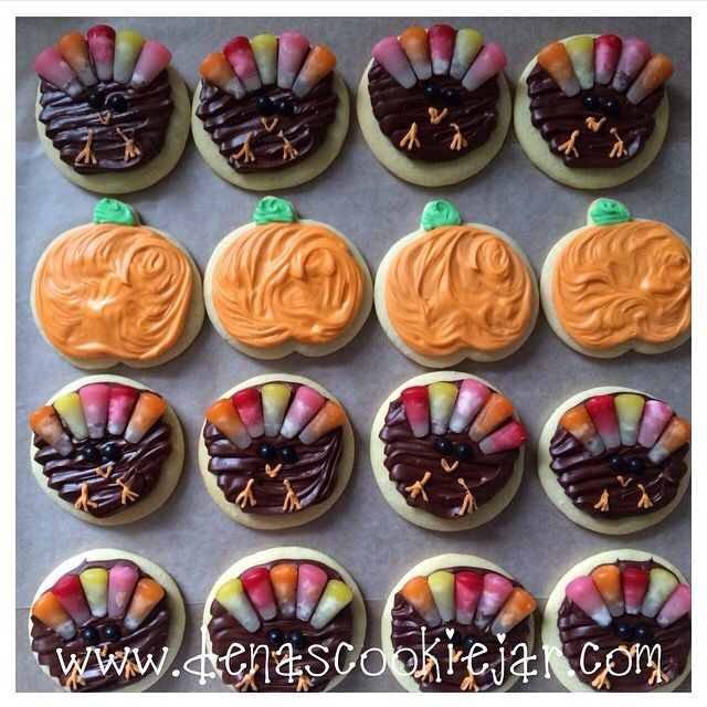 #Fall #FallBaking #FallCookies #Cookies #Dessert