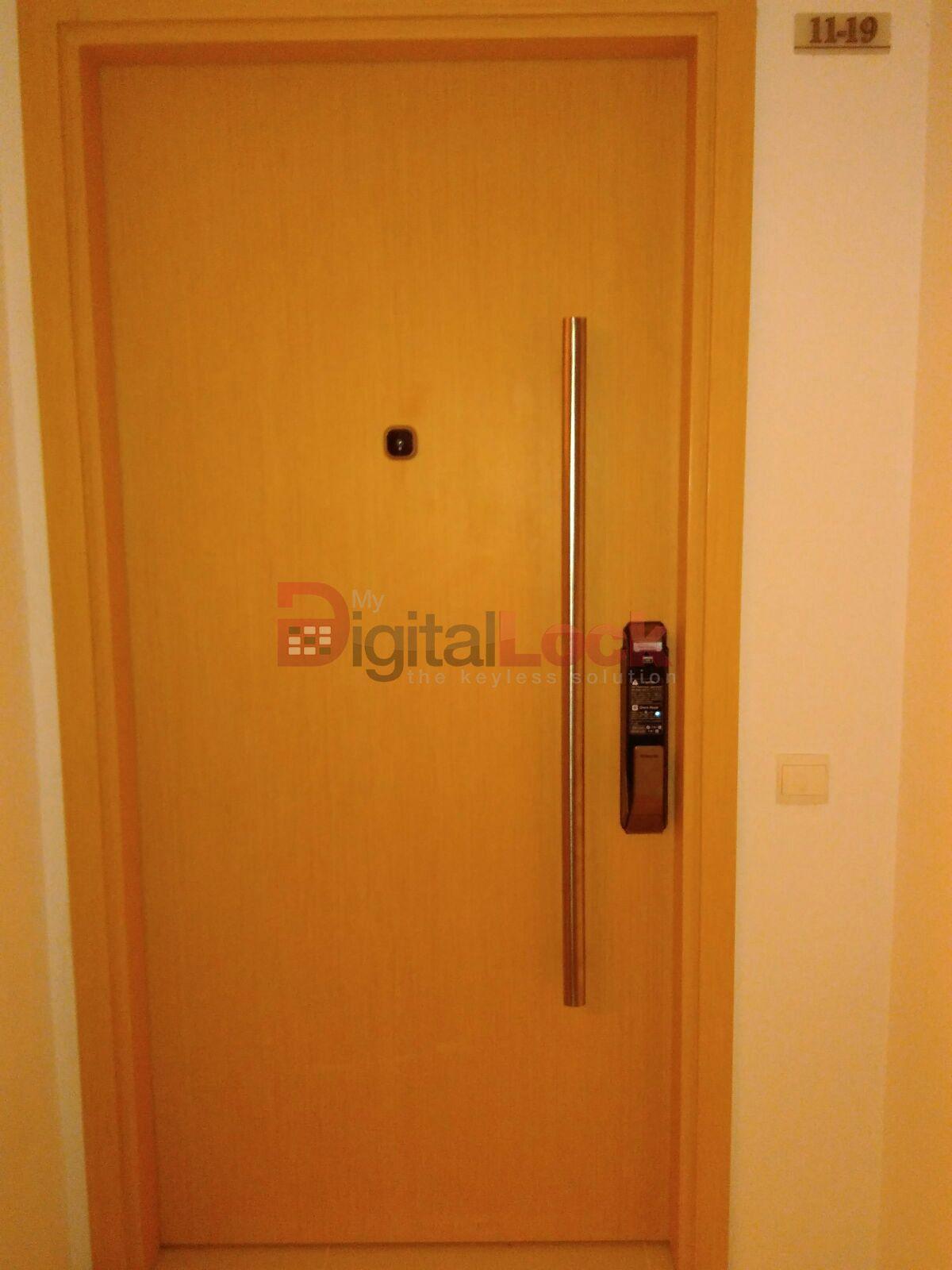 Pin On Samsung Shs P718 Digital Lock