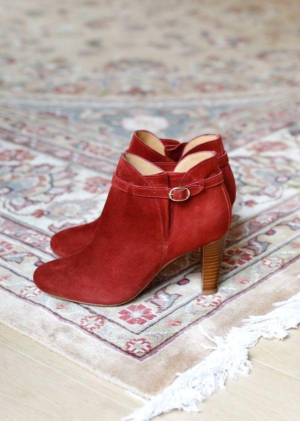 Sézane - High Harper Boots
