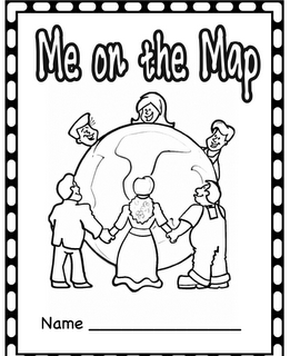 This blog contains ideas for teaching map skills, globes