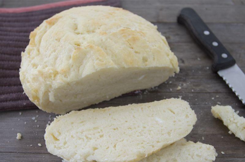 Eltefri loff med ost — Magevennlig mat