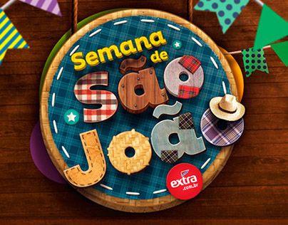 """Confira este projeto do @Behance: """"Semana de São João"""" https://www.behance.net/gallery/21178691/Semana-de-Sao-Joao"""
