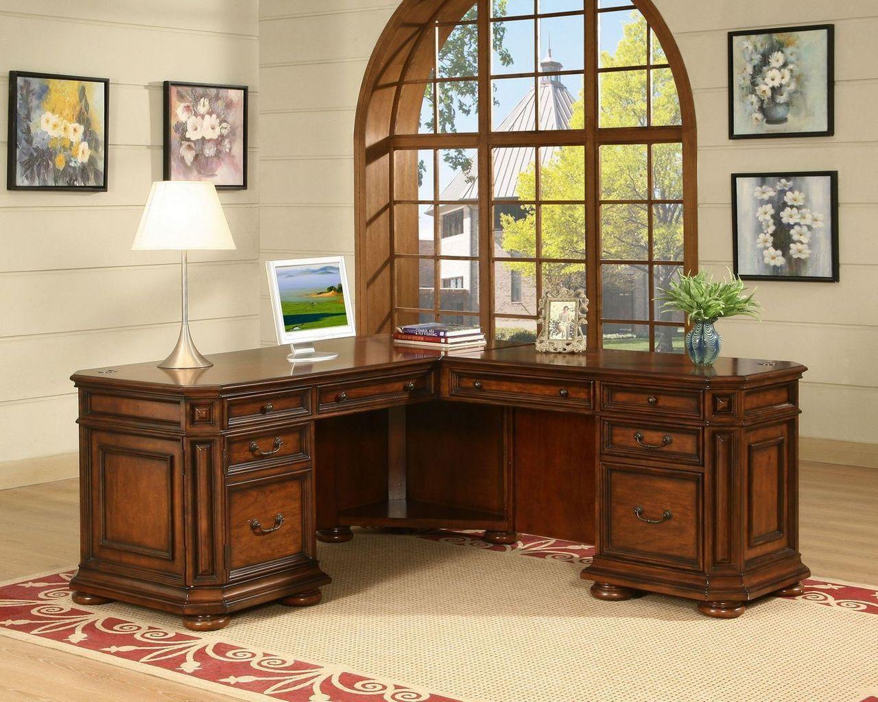 riverside furniture cantata l desk return carolina
