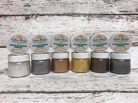 Southern Blenders Metallic Gilding Powder