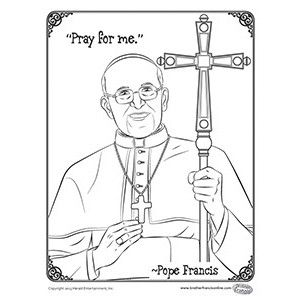 Celebrate the installment of Pope Francis by downloading a