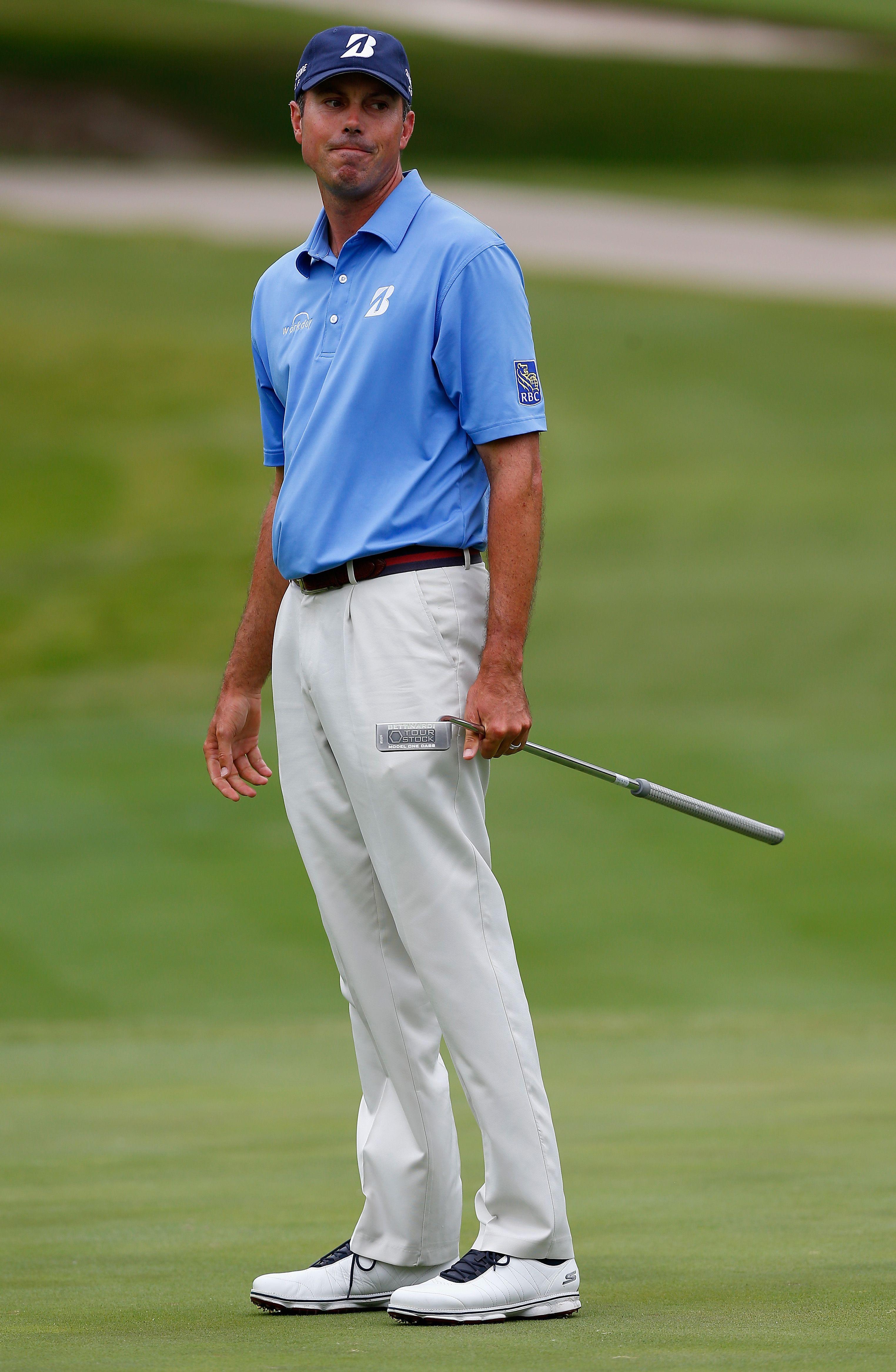 Matt Kuchar | Golf fashion, Skechers
