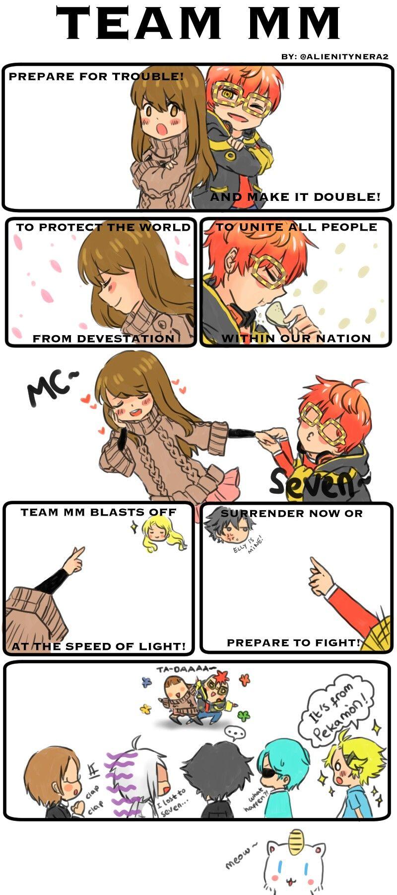 Team MM 707 MC Pekamon