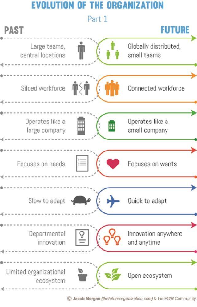 The Evolution Of The Organization Organization Development Leadership Development Activities Evolution