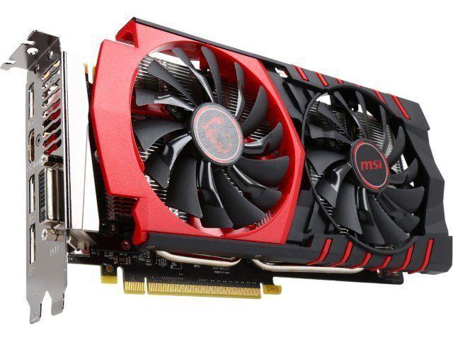 #NewEgg: MSI GeForce GTX 950 DirectX 12 GTX 950 GAMING 2G 2GB Video Card $100AR@Newegg #LavaHot http://www.lavahotdeals.com/us/cheap/msi-geforce-gtx-950-directx-12-gtx-950/110478