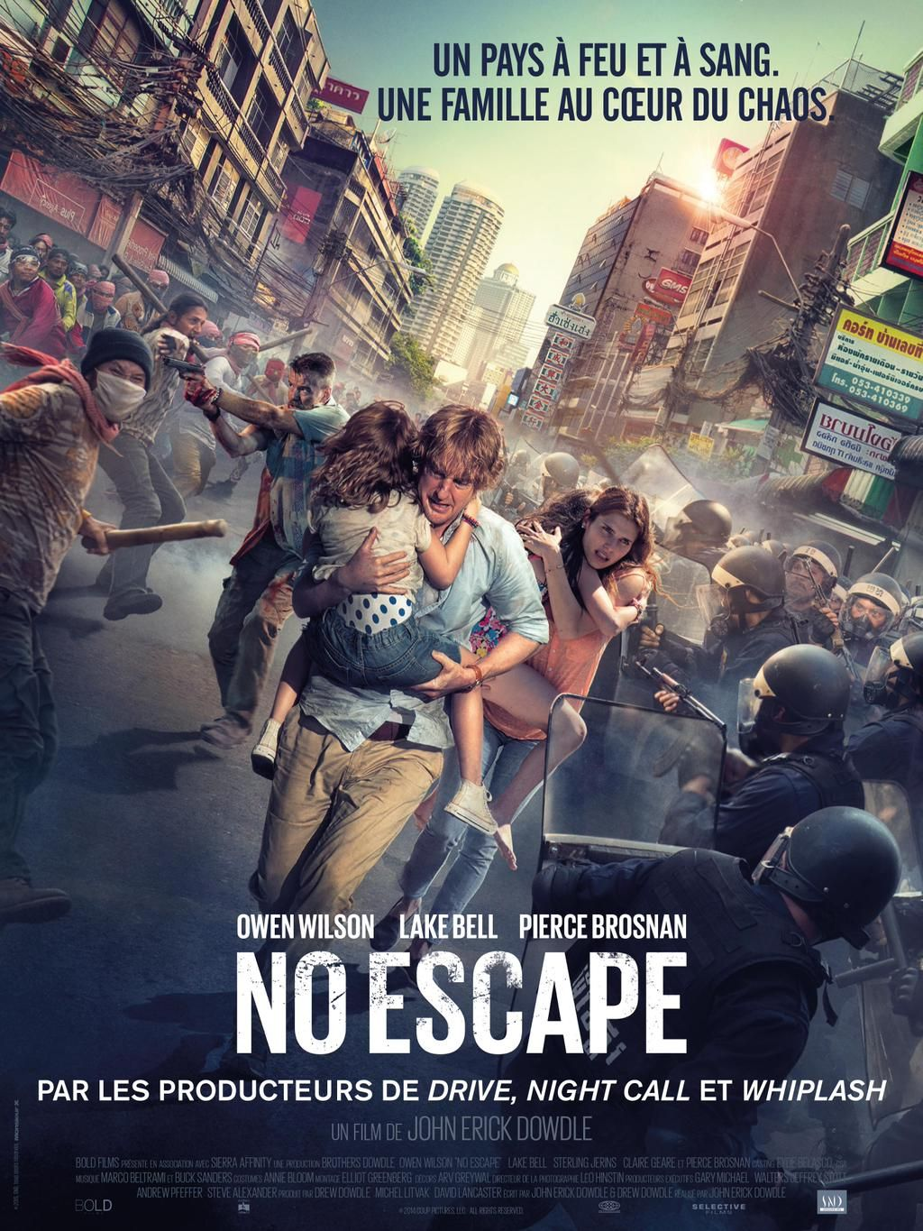 Allocine On Escape Movie Full Movies Online Free Cinema Posters