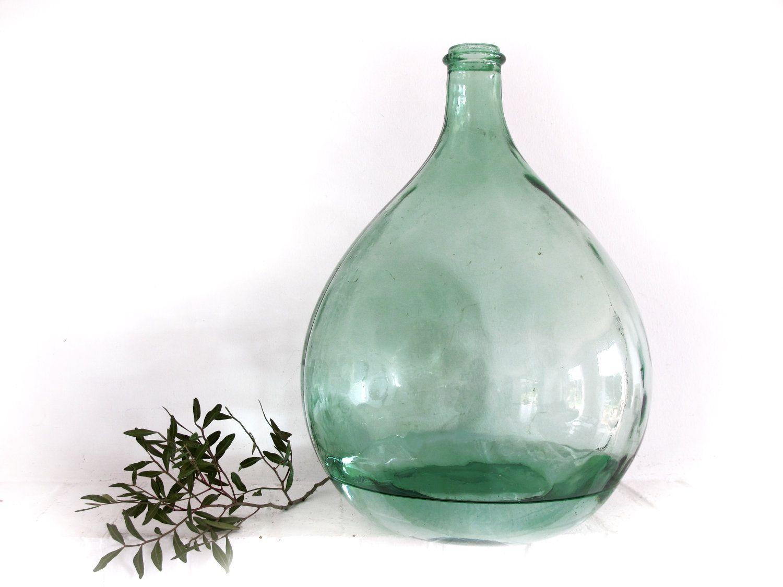 Pin by jessica keyworth on home ideas pinterest green glass jar green glass bottlesantique reviewsmspy