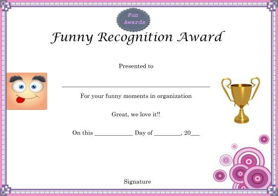 Funnyrecognitionaward employee of the month certificates elegant and funny employee of the month certificate templates free printables demplates yadclub Choice Image