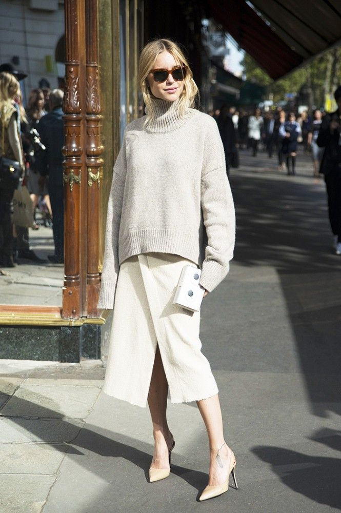 Pernille's neutrals. Paris. #LookDePernille