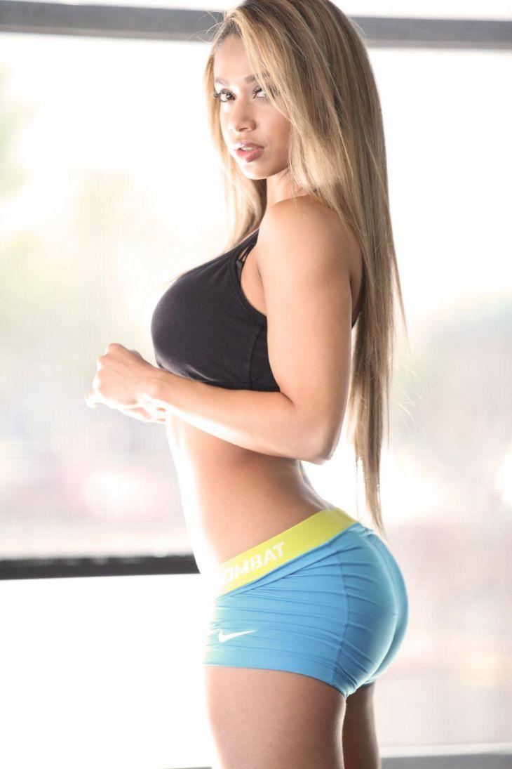 Hot romanian fitness girls