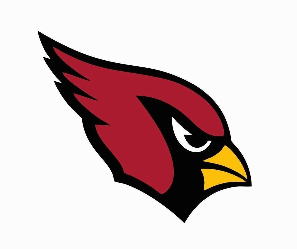 Arizona Cardinals Nfl Football Color Logo Sports Decal Sticker Free Shipping Arizona Cardinals Logo Arizona Cardinals Cardinals