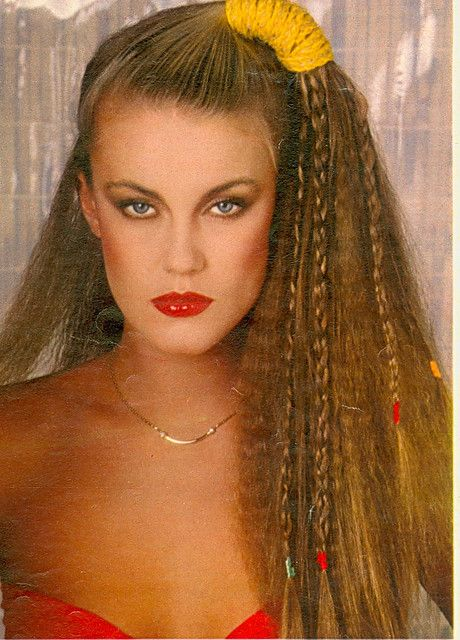 Sensational Home 80S Hairstyles And Braids On Pinterest Hairstyle Inspiration Daily Dogsangcom