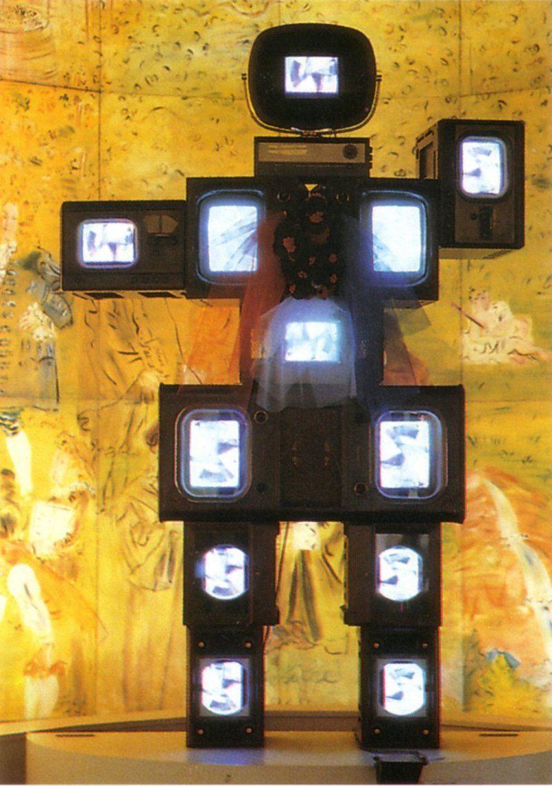Nam June Paik - Visual artist and video art